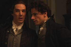 Ioan Gruffudd - William Wilberforce Benedict Cumberbatch - William Pitt