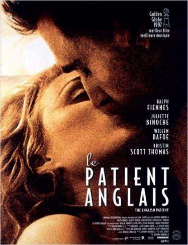 Le patient anglais. 1997