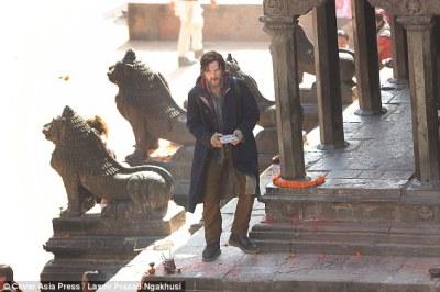 Benedict-Cumberbatch-Nepal-tournage-Doctor-Strange