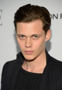 Bill Skarsgard. Source Getty Images for ELLE