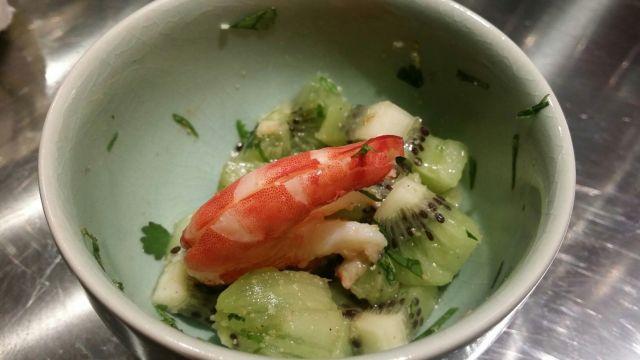 crevettes kiwi_coriandre_lesgourmandsdisent(1)