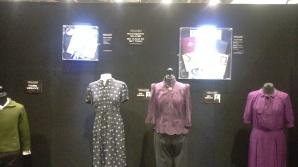 Les costumes de Mme Hudson (season 3) et du jeune Sherlock