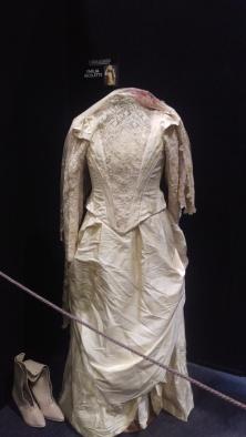 La fameuse robe de mariée