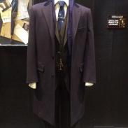 Le costume de Mycroft (The Abominable Bride)