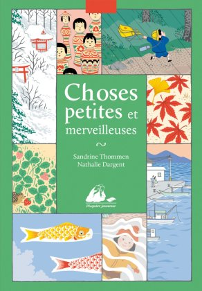 Illustrations Sandrine Thommen. Editions Picquier Jeunesse