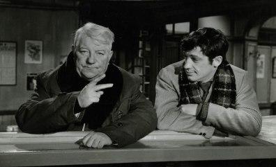 Un Singe en Hiver 1962 (Source http://www.cinematheque.fr/)
