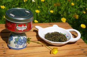 kusmi tea vert fraise