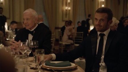 Cam Gigandet à un dîner super classe de remise de prix